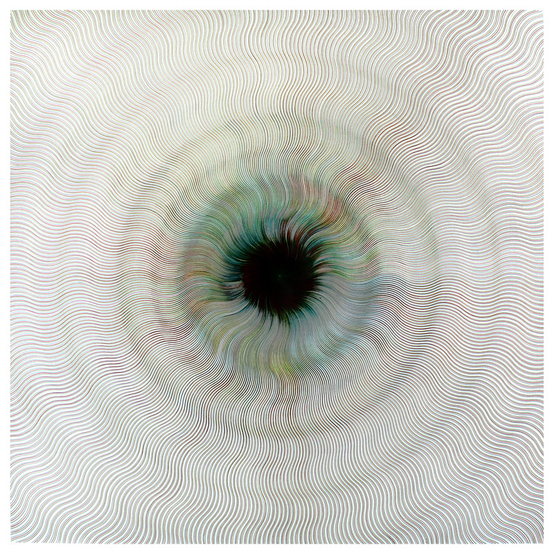 3 Color Radial Waves