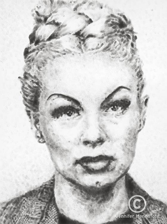 Lili St. Cyr Mugshot