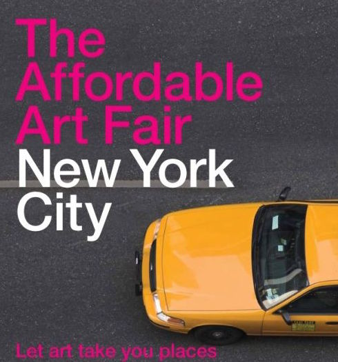 Affordable Art Fair NYC Fall 2016