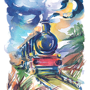 Glimmer Train Fiction Open Honorable Mention Award