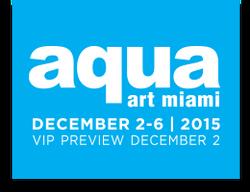 Aqua Art Miami December 2015