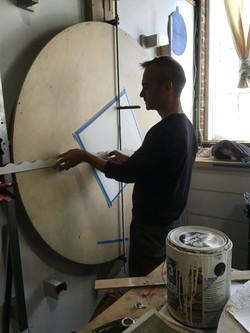 Christian Brown Wheel