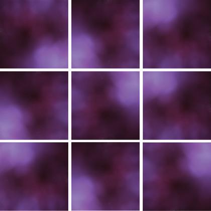 Maroon [grid], light jet prints on aluminum, 76 x 76 inches