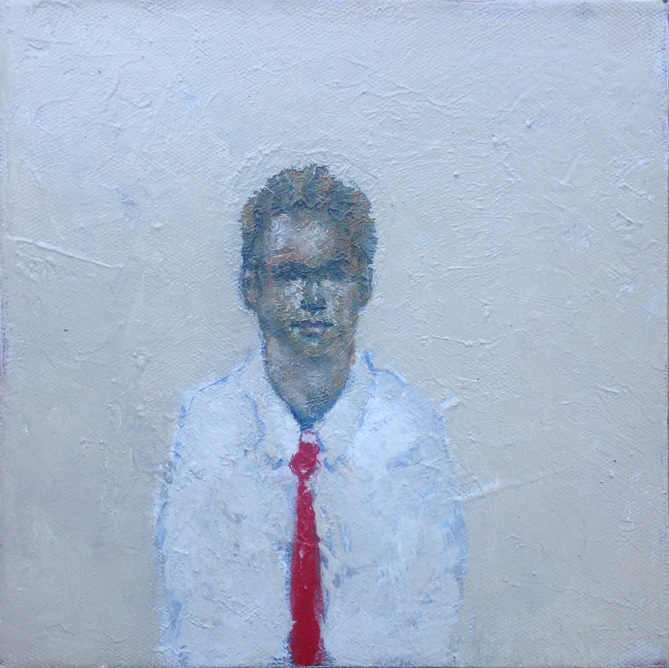 Boy with Red Tie #2