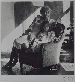Andes & her Mother by Mapplethorpe