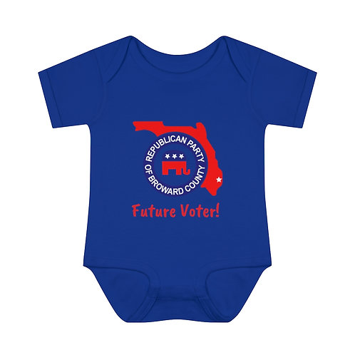 Infant Broward GOP Bodysuit