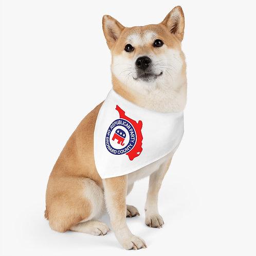 Broward GOP Pet Bandana