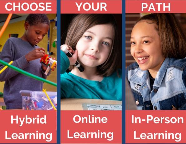 Choose a learning platform to enroll!