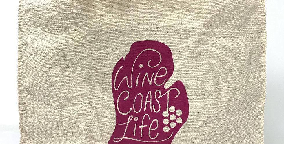 Wine Coast Life Bag