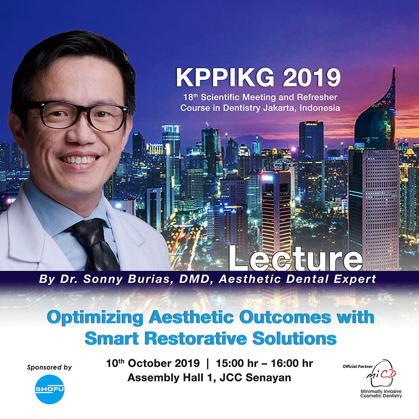 Optimizing Aesthetic Outcomes with Smart Restorative Solutions – Lecture
