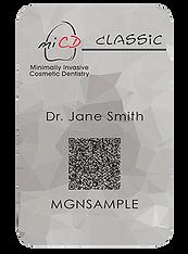 Member CardsSample-Classic.png