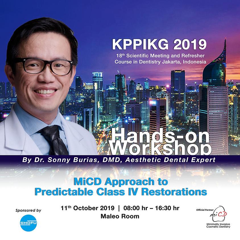 KPPIKG 2019 Pre-Congress Hands on workshop