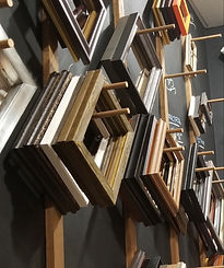 Picture Frames, ready made frames