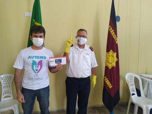 Cartão Compra Solidária - Exército de Salvação e Carrefour ajudando aos mais necessitados.