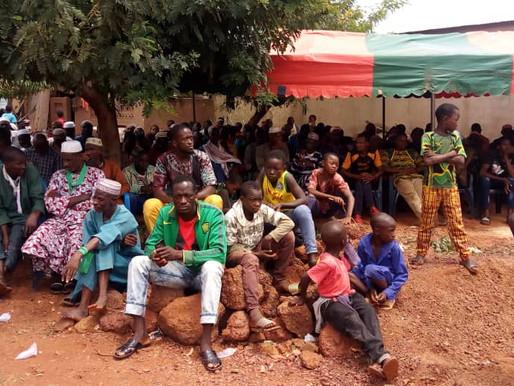 Exército de Salvação dá apoio essencial às vítimas de terrorismo em Burquina Fasso