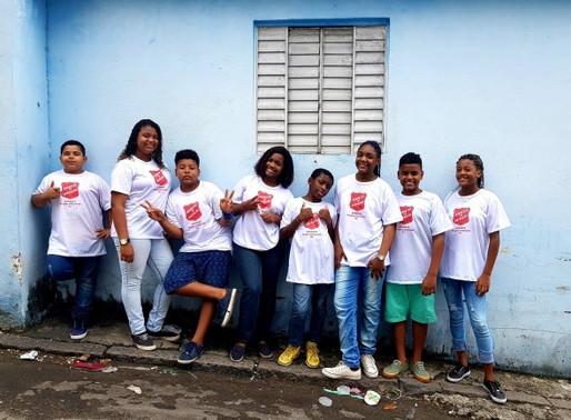 Exército de Salvação no Brasil ganha concurso de fotografia