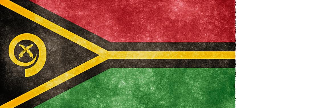 Banner - Dia Mundial de Oração - Vanuatu