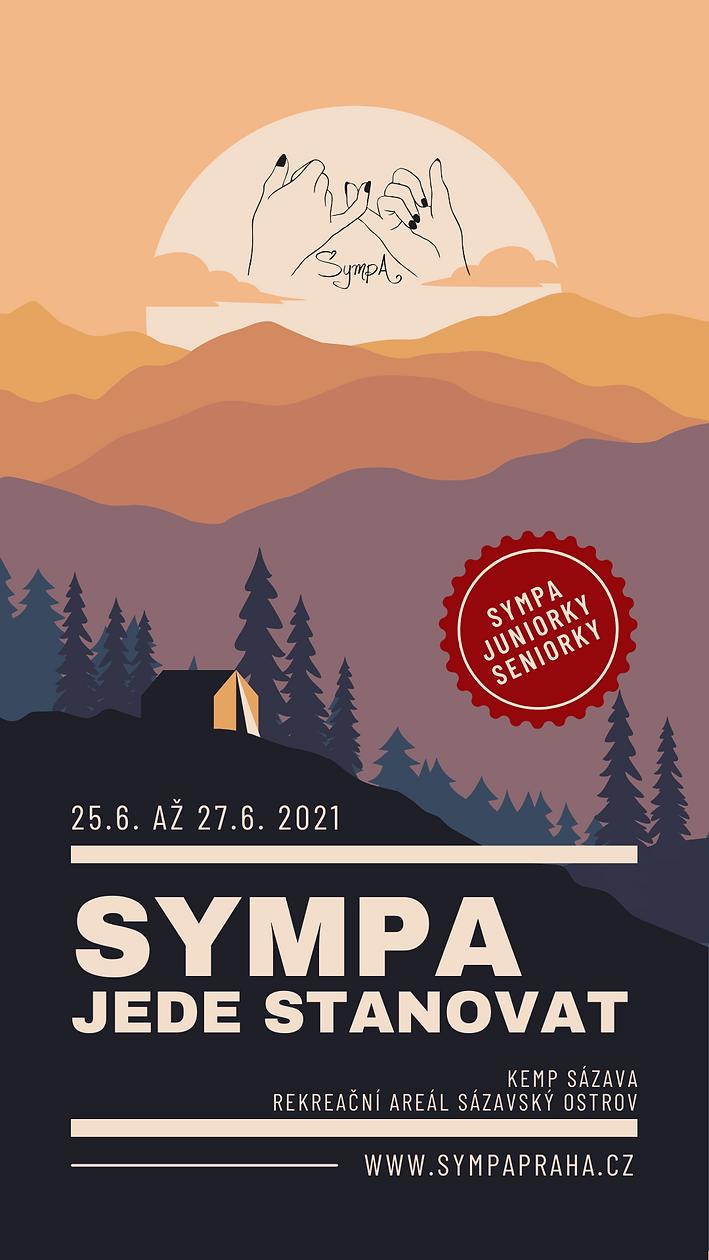 Sympa jede stanovat, hlavní info.png