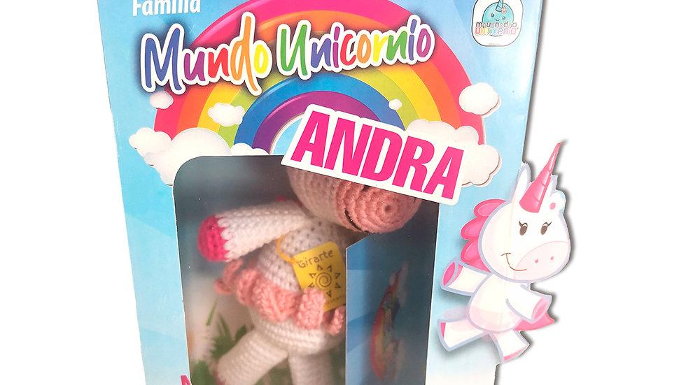 AMIGUMURIS Mundo Unicornio - ANDRA