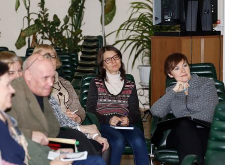 Команда профсоюза АО «ВНИИЖТ» сформировала принципы и планы работы на 2020 год