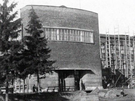История одного снимка - Институт пути и путевого хозяйства 1934 год