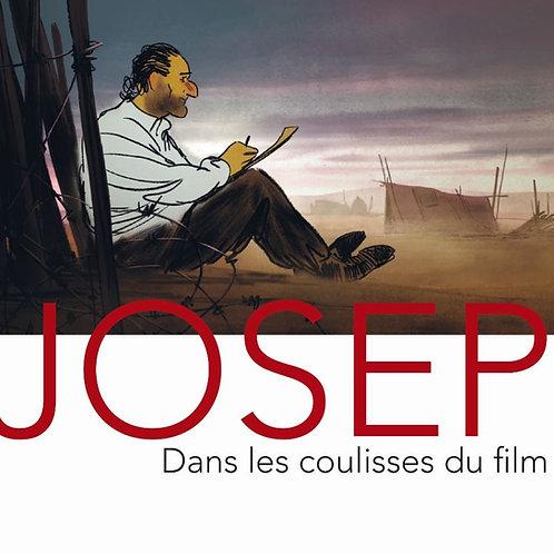 Livre - JOSEP, Dans les coulisses du film
