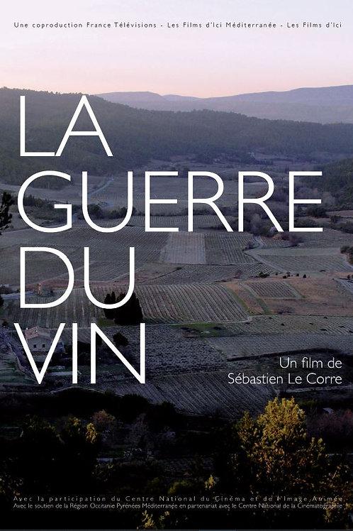 LA GUERRE DU VIN - DVD