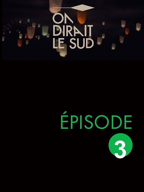 ON DIRAIT LE SUD - EPISODE 3