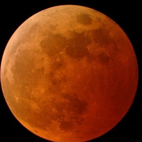 Total Lunar Eclipse on May 26, 2021