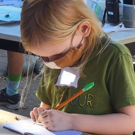 Thank You Summer Science Camp Participants