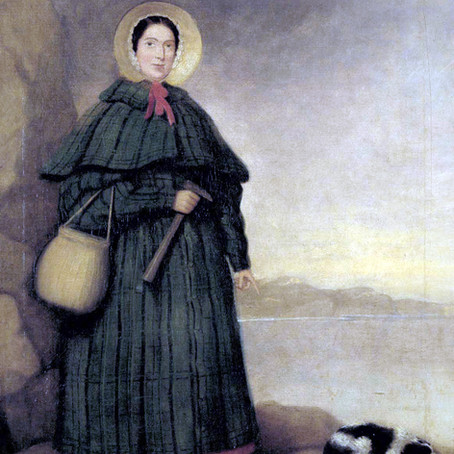 Mary Anning a Fabulous Fossil Hunter