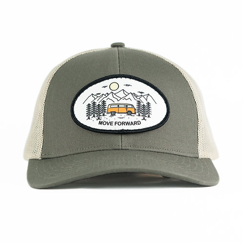 Move Forward Trucker Cap