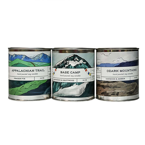 Adventure Candles