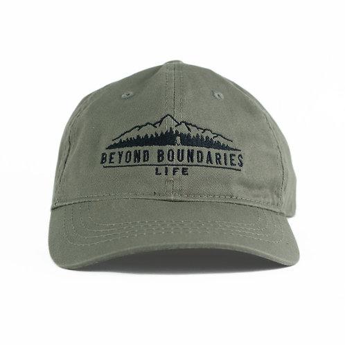 Mountain Scape Cap
