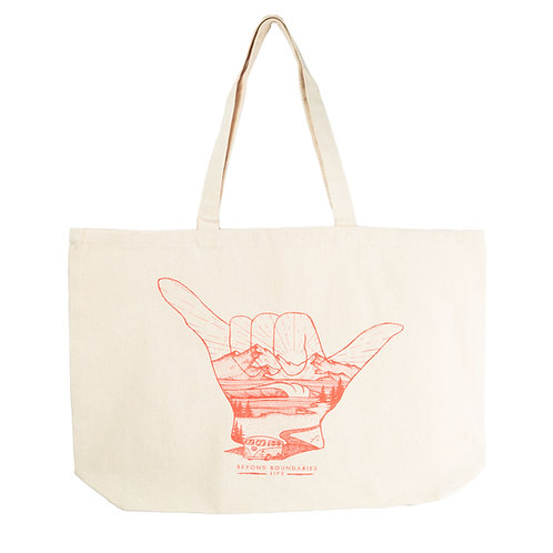 Shaka Tote Bag