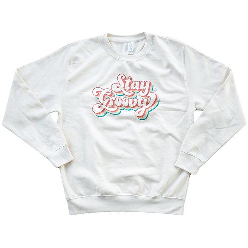 Stay Groovy Sweatshirt