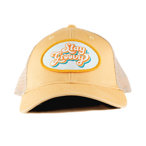 Stay Groovy Hat