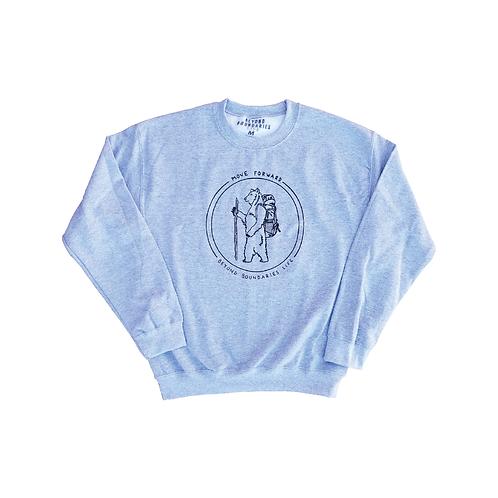 Hiker Bear Sweatshirt