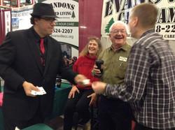 Magicians in Minnesota