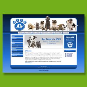 SAFE Perth - Wix website design