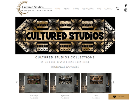 Cultured Studios website design1.png