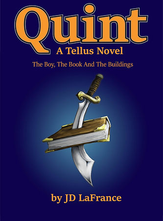 Indie Author J.D. LaFrance's Novel Quint: The Boy, The Book and the Buildings