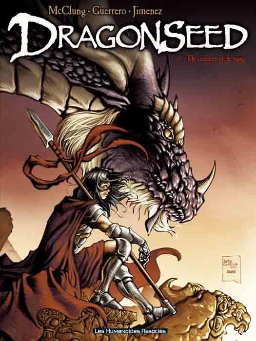 Комикс Dragon Seed - Talking Head