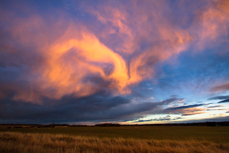 The Prairies