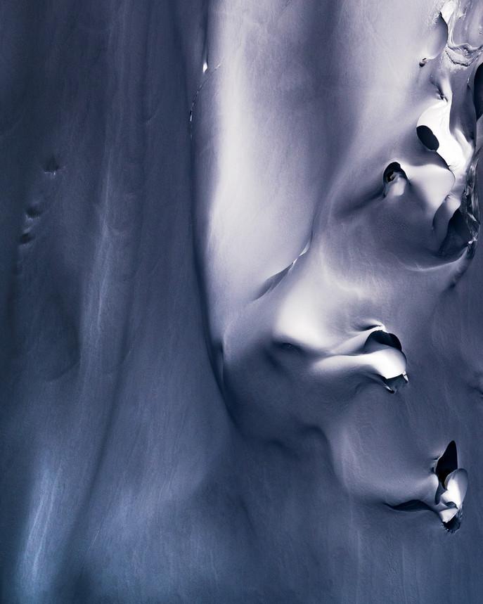Powder Abstract