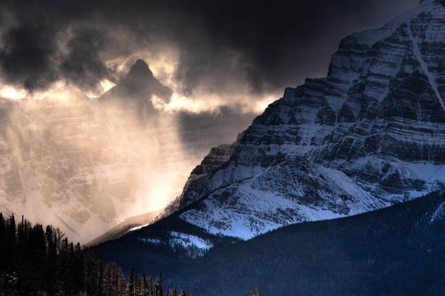 Rocky Mountain Alpine Light