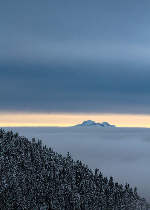 Whistler Cloud Inversion