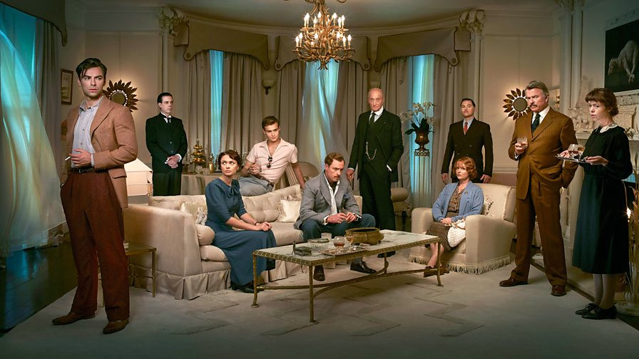 BBC1's production of And Then There Were None