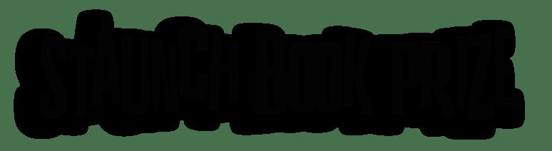 Staunch book prize logo