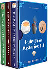 Ruby Dove mysteries jackets